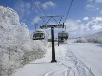 箕輪スキー場♪