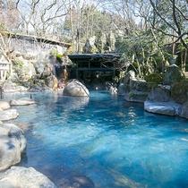 びょうぶ岩露天風呂