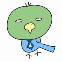 ◆【ドーミーインチェーンオリジナルマスコット】ドーミーインのマスコットキャラ『ドーミーいんこ』