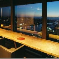 ◆【館内施設】『13階展望ラウンジ』最上階13階にある展望ラウンジでは太平洋を一望出来ます♪