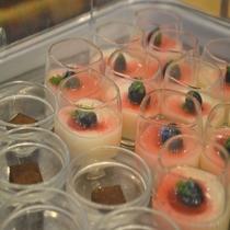 ◆【朝食】『デザート』