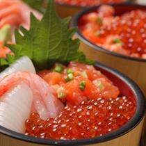 ◆【朝食】お好きな海鮮をお好きなだけ盛り付けてオリジナルの海鮮丼をお召し上がり下さいませ♪