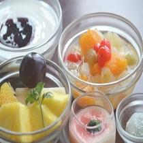 ◆【朝食】『デザート各種』
