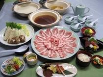 大鍋(白湯・キムチ・ゆず塩)