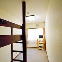 6畳の洋室のお部屋