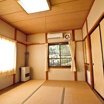 8畳の和室のお部屋