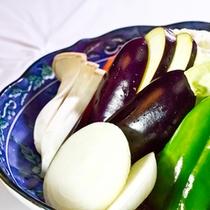 焼肉にぴったりなお野菜たち