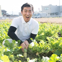 【自社農園】美味しい野菜が育ちますように!!