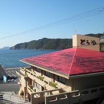 *目の前は海!宇和海国立公園の真ん中にございます☆
