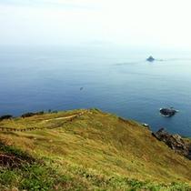 *周辺観光:高茂岬(愛媛の最南端に位置する断崖)