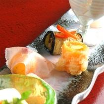 夕食【前菜】