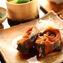 ◇【田舎会席】煮物:鯉のうま煮