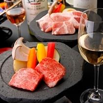 ◆選べる石焼料理