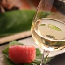◇【泡の湯会席】お造りと食前酒