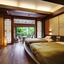 【西館】露天風呂付客室