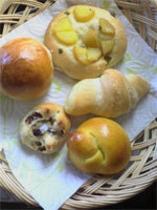 ある日の朝のパン