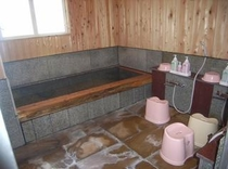 女性 内風呂