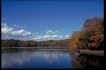一碧湖湖畔(2)