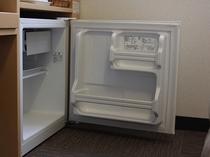 冷蔵庫も完備!中身はご自身でご用意下さい。