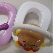 お子様用便座 お子様も安心してトイレをご利用できます!