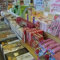 売店 志賀島ならではのお土産がいっぱい!大切な方へのお土産にぜひどうぞ♪