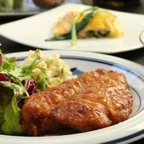 ☆料理_夕食_お肉料理