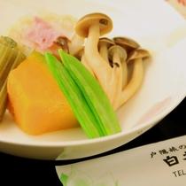 ☆料理_夕食_夏_煮物