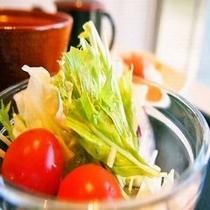 ■ご朝食(サラダイメージ)