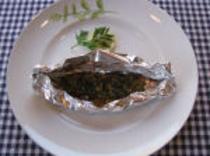 魚のハーブ焼き