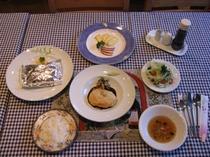 Nikkawaコース料理