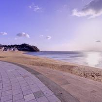 *景観/青い海と青い空。都会の喧騒から離れ、離島ならではの景色をお愉しみ下さい。