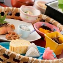 朝は体に優しい朝食を♪籠もり朝食御膳付(一泊朝食)プラン