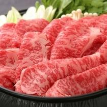 但馬牛と但馬野菜のしゃぶしゃぶ鍋とステーキ(サッパリポン酢とご一緒に☆)