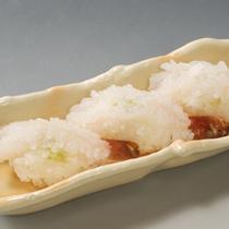 活かに かにのお寿司