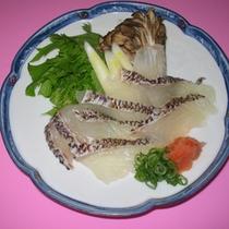 別料理 鯛のしゃぶしゃぶ 通年
