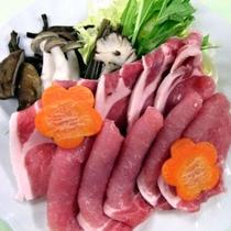 ■【ご夕食】お米とホエーを食べて育ったブランド豚「米の娘ぶた」! ※イメージ