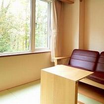 ◆【和ベッドルーム】景色の一例