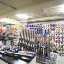 ■スキーレンタル承っております。(有料)