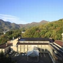 ■蔵王国際ホテル 外観