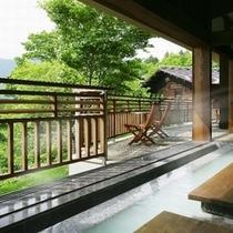 ■足湯/景色を楽しみながら足湯はいかがですか?