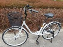 無料貸出自転車