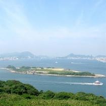 ■巌流島■