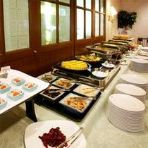 ■朝食バイキング一例■