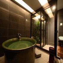 貸切風呂・雅楽の湯