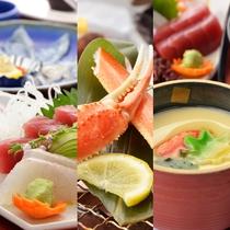 会席料理(一例)イメージ