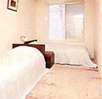 客室例:ツインルーム①