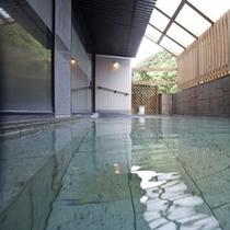 【大浴場】せせらぎの湯 露天風呂