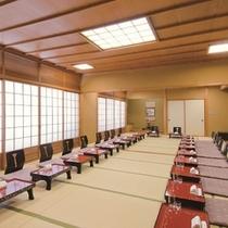 【和室宴会場「若竹呉竹」】懐石料理セットイメージ