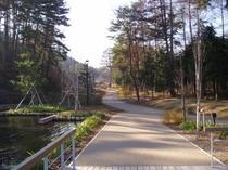 安曇野の公園