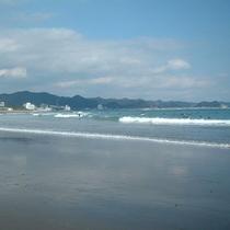*サーフィン天国鴨川 前原海水浴場